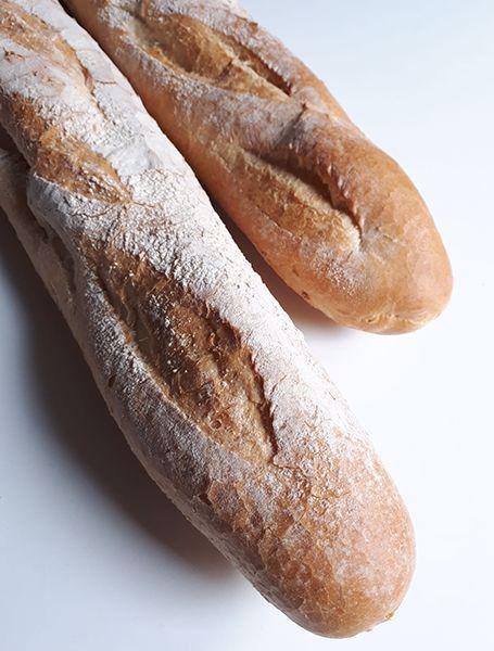 Afbeelding van Stokbrood wit gesneden