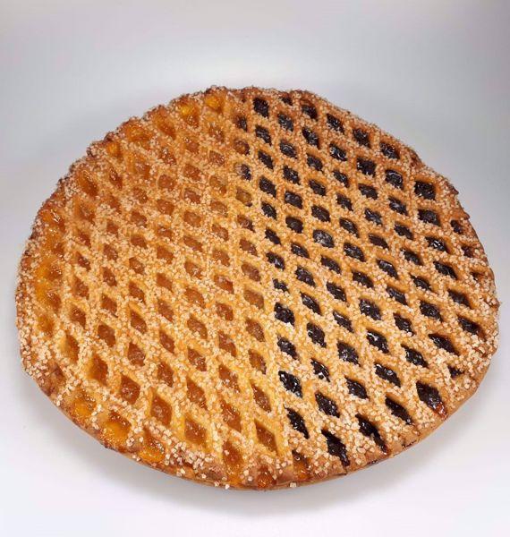 Afbeelding van 1/2 pruim 1/2 abrikozen