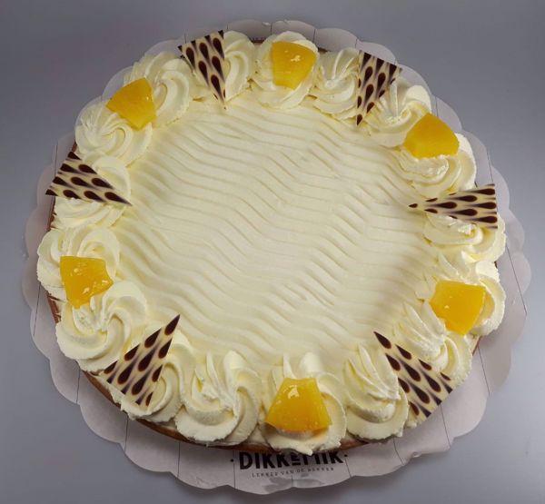 Afbeelding van Ananas yoghurt bavarois middel